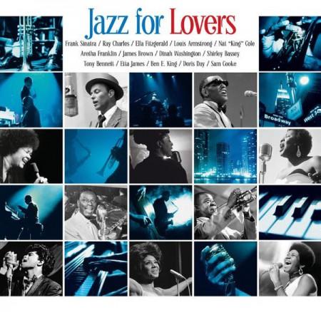 Çeşitli Sanatçılar: Jazz For Lovers - Plak
