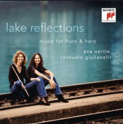 Eva Oertle, Consuelo Giulianelli: Lake Reflections: Music for Flute & Harp - CD