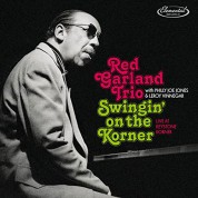 Red Garland: Live At Keystone Korner 1977 - Plak