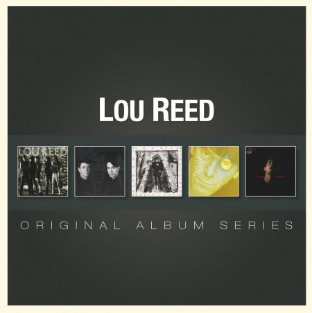 Lou Reed: Original Album Series - CD