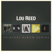 Lou Reed: Original Album Series - CD