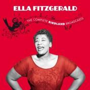 Ella Fitzgerald: The Complete Birdland Broadcasts featuring Hank Jones - CD