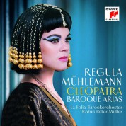 Regula Mühlemann: Cleopatra (Baroque Arias) - CD