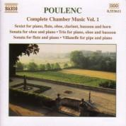 Çeşitli Sanatçılar: Poulenc: Sextet / Trio / Oboe Sonata / Flute Sonata - CD