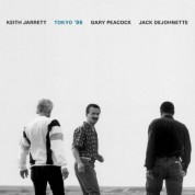 Keith Jarrett Trio: Tokyo '96 - CD