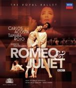 Carlos Acosta, Boris Gruzin, Tamara Rojo, Royal Ballet Sinfonia, The Royal Ballet: Prokofiev: Romeo & Juliet - BluRay