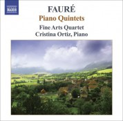 Fine Arts Quartet: Faure, G.: Piano Quintets - CD