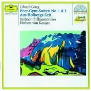 Berliner Philharmoniker, Herbert von Karajan: Grieg: Peer-Gynt-Suiten  1, 2 - CD