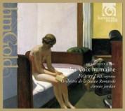 Felicity Lott: Poulenc: La Voix humaine - CD