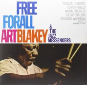 Art Blakey, The Jazz Messengers: Free For All - Plak