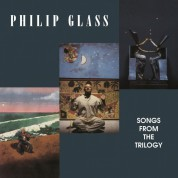 Philip Glass: Songs From The Trilogy - Plak