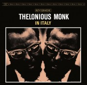 Thelonious Monk: In Italy - Plak