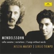 Mischa Maisky, Sergio Tiempo: Mendelssohn: Cello Sonatas 1 + 2 - CD