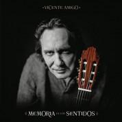 Vicente Amigo: Memoria De Los Sentidos - CD