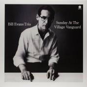 Bill Evans Trio: Sunday At The Village Vanguard - Plak