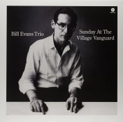 Bill Evans Trio: Sunday At The Village Vanguard - Plak
