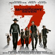 James Horner, Simon Franglen: The Magnificent Seven (Soundtrack) - CD
