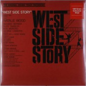 Elmer Bernstein: West Side Story (Colored Vinyl) - Plak