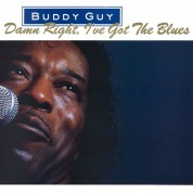 Buddy Guy: Damn Right, I've Got The Blues - Plak