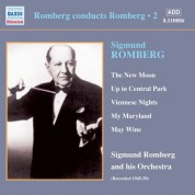 Romberg: Romberg Conducts Romberg, Vol.  2 (1945-1950) - CD