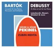 Güher & Süher Pekinel In Concert - CD
