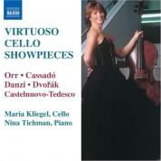 Maria Kliegel: Kliegel, Maria: Virtuoso Cello Showpieces - CD