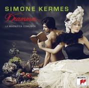 Simone Kermes: Dramma: La Magnifica Comunita - Plak