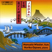 Manuela Wiesler, Noriko Ogawa: Bridges to Japan - Music for Flute and Piano - CD