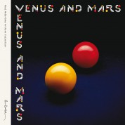 Wings: Venus And Mars - Plak