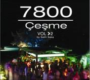 Çeşitli Sanatçılar: 7800 Çeğme By Salih Saka V - CD