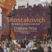 Cristina Ortiz, Bournemouth Symphony Orchestra, Paavo Berglund: Shostakovich: Piano Concertos - Three Fantastic Dances - CD