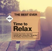 Çeşitli Sanatçılar: The Best Ever Time To Relax - CD