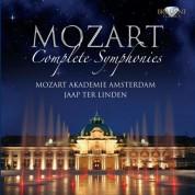 Mozart Akademie Amsterdam, Jaap ter Linden: Mozart: Complete Symphonies - CD