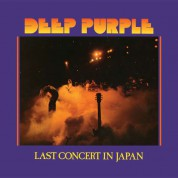 Deep Purple: Last Concert In Japan (Limited Edition - Purple Vinyl) - Plak