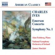 Ives: Symphony No. 1 / Emerson Concerto - CD
