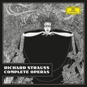 Çeşitli Sanatçılar: Strauss, R.: Complete Operas - CD