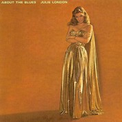 Julie London: About the Blues - Plak