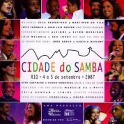 Çeşitli Sanatçılar: Cidade Do Samba - CD