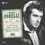 Franco Corelli - The Tenor as Hero - CD