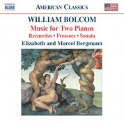Bolcom: Music for Two Pianos - CD