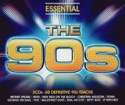 Çeşitli Sanatçılar: Essential: The 90's - CD