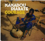 Mamadou Diabate: Courage - CD