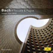 Simon Preston: Bach, J.S.: Toccata Und Fuge - CD