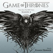 Ramin Djawadi: OST - Game Of Thrones 4 (Limited Numbered Edition - Translucent Vinyl) - Plak