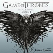 Ramin Djawadi: OST - Game Of Thrones 4 (Limited Numbered Edition - Translucent Vinyl) - Plak