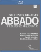 Berliner Philharmoniker, Claudio Abbado: Brahms: Ein Deutsches Requiem - BluRay
