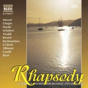 Rhapsody - Classical Favourites for Relaxing and Dreaming - CD
