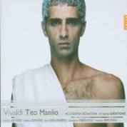 Accademia Bizantina: Tito Manlio - CD