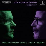 Norrköping Symphony Orchestra, Christian Lindberg: Allan Pettersson: Symphony No.9 - SACD