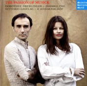 Ensemble 1900, Dorothee Oberlinger: The Passion of Musick - CD